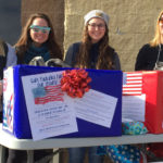 30 Days of Giving, Day 29 – Care Packages for the Troops at Fredonia