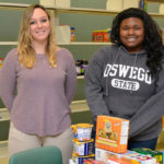 30 Days of Giving 2016, Day 18 – Opening a Food Pantry at Oswego