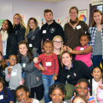 30 Days of Giving 2016, Day 20 – Arts & Crafts with Girls Inc at Schenectady County CC