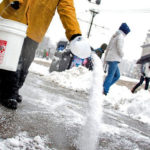 Ask An Expert: What's the Best Way To Make Our Sidewalks Safe in Winter