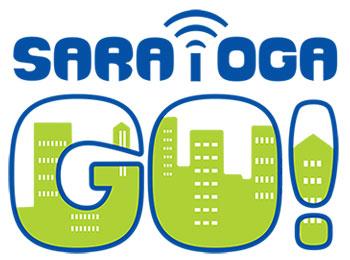 Saratoga Go logo