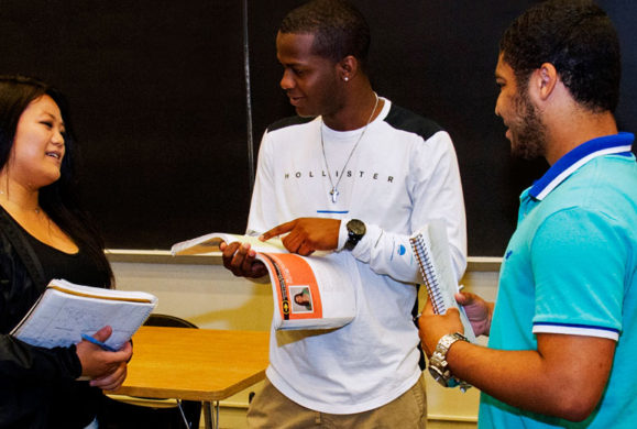 Students Find Opportunities to Succeed with EOP