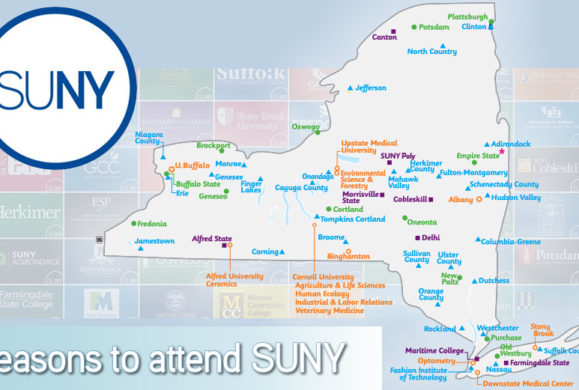 50 More Reasons To Attend SUNY