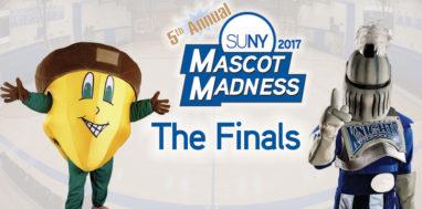 Mascot Madness 2017 - the finals
