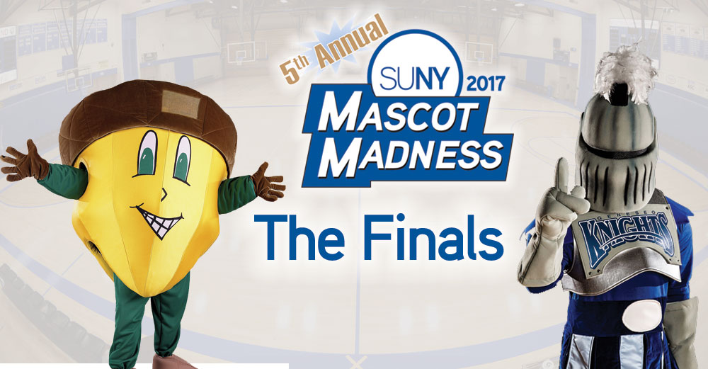 Mascot Madness 2017 - the finals