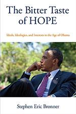 The Bitter Taste of Hope book cover