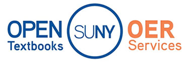 Open Textbooks - SUNY OER Services logo