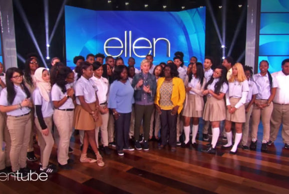 Ellen Degeneres and Walmart Make College Dreams Come True for Students