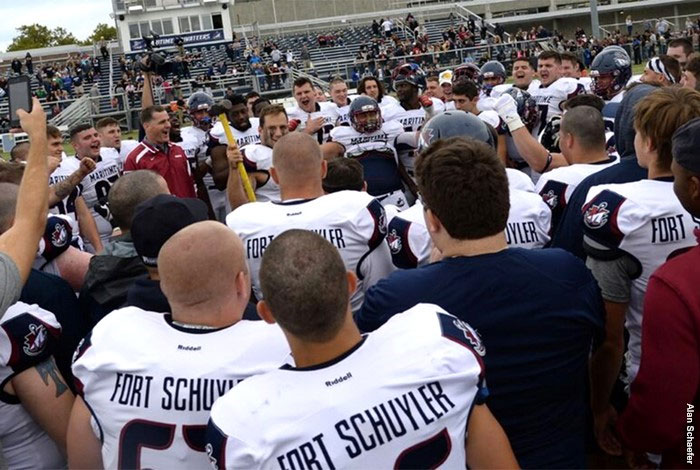Football At Suny Is Postseason And Bowl Game Bound Big Ideas Blog