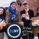 30 Days of Giving 2017 – In Review