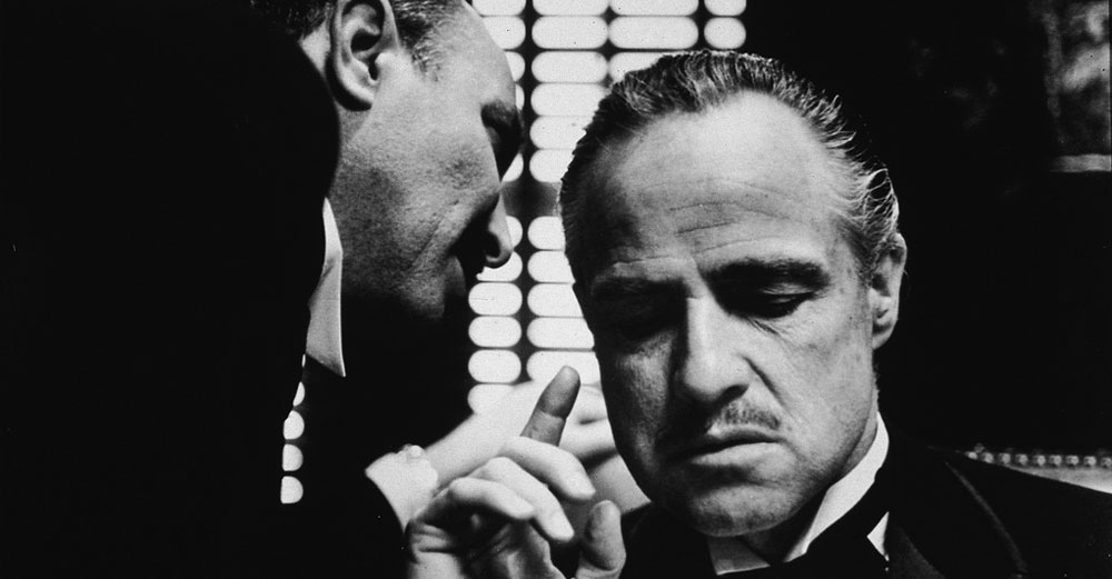 The Godfather movie picture