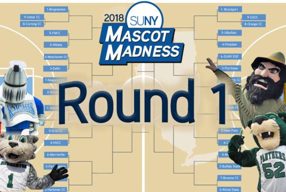 Mascot Madness 2018 – Round 1