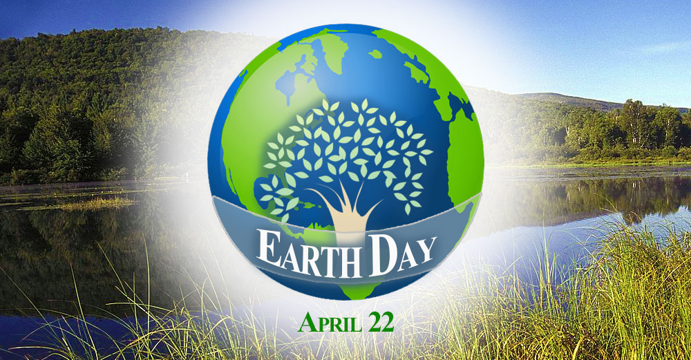 Earth Day 2018 clip art