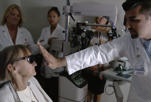 A Study in Biotechnology is Bringing New Vision to the Blind