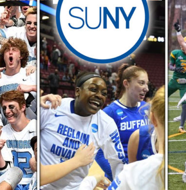 Various SUNY athletic teams
