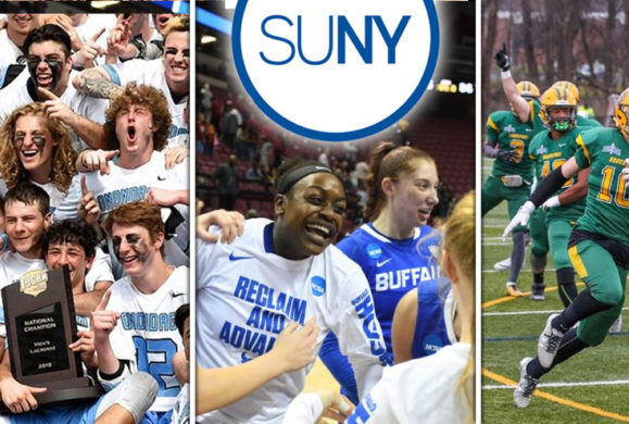 Competitive Spirits Created Some Great Moments in 2017-18 SUNY Athletics