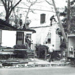 A Look Back to 1989, Where Students & Faculty Led Efforts to Rebuild Communities Damaged by Hurricane Hugo