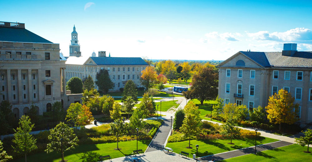 University at Buffalo campus buildings