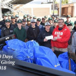 30 Days of Giving 2018 – Day 8: Mohawk Valley Community College Baseball Team Helps Area Veterans