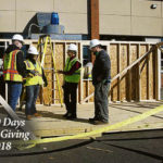30 Days of Giving 2018 – Day 9: SUNY Delhi Students Build Homes for the Homeless