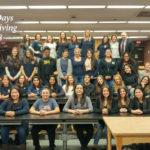 30 Days of Giving – Day 2: Farmingdale State College Students Give Veterans a Smile