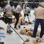 30 Days of Giving 2018 – Day 16: SUNY Oswego Hockey Teams Support Local Charities