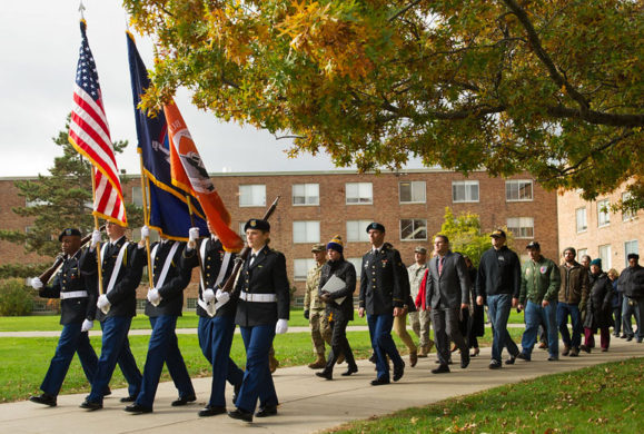 Military Times Ranks Many SUNY Schools Best For Veterans for 2019