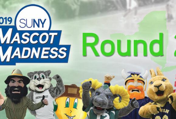 Mascot Madness 2019 – Round 2