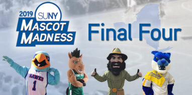 SUNY Mascot Madness 2019 Final Four