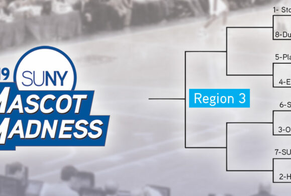 Meet the Competitors of Mascot Madness 2019 – Region 3