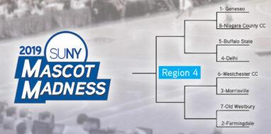 Mascot Madness 2019 region 4 bracket