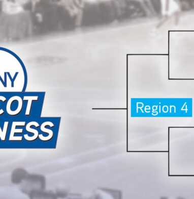 Mascot Madness 2019 region 4 bracket