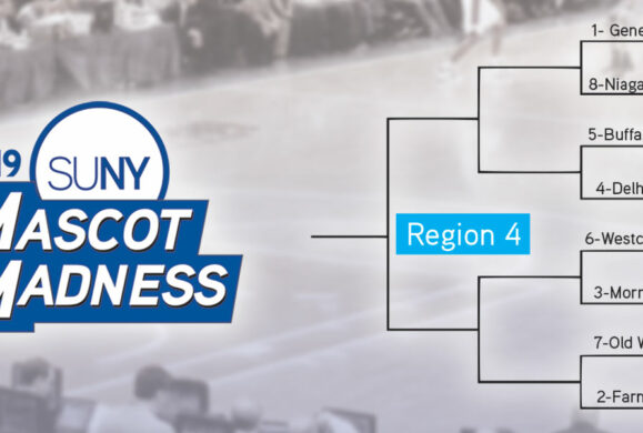 Meet the Competitors of Mascot Madness 2019 – Region 4