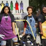 Collegiate Superheroes Help Communities Address Conflict Through Art