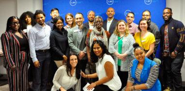 Participants in the 3rd annual SUNY-CBI Send-Off.