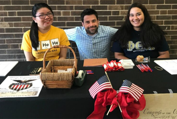 Constitution Day Gives Students A Thorough Look At History and New Opportunities At Civic Engagement