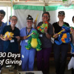 30 Days of Giving 2019, Day 3: SUNY Broome Students Provide Dental Services to Children in Haiti