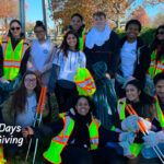 30 Days of Giving 2019, Day 5: Farmingdale State Students Adopt-a-Highway