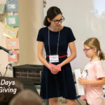 30 Days of Giving 2019, Day 17: UAlbany Students Bring A Love of Reading and Writing to Special Needs Students