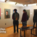 30 Days of Giving 2019, Day 16: Community Service Impact Through Art at SUNY Polytechnic Institute