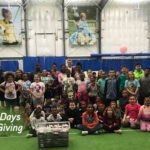 30 Days of Giving 2019, Day 25: Niagara County Community College Culinary Students Provide Healthy Snacks to Children