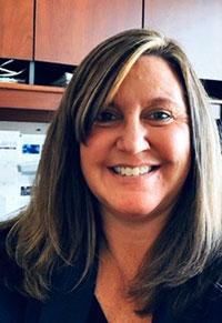Kimberlie Noyes, professor at Finger Lakes Community College