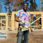 30 Days of Giving 2020, Day 5: Alfred State Partners with Habitat for Humanity