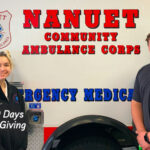 30 Days of Giving 2020, Day 11: UAlbany Students Assist Rockland County EMTs