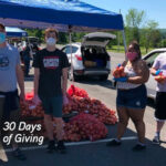 30 Days of Giving 2020, Day 22: SUNY Cobleskill Helps Combat Food Insecurity