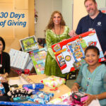 30 Days of Giving 2020, Day 24: SUNY Downstate Delivers Cheer Through Toy Drive