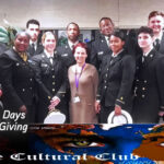 30 Days of Giving 2020, Day 9: SUNY Maritime College Students Spend Time with Local Nursing Home Residents