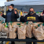 30 Days of Giving 2020, Day 19: Monroe Community College Helps Reduce Food Insecurity