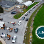 30 Days of Giving 2020, Day 12: SUNY Morrisville Serves Community With Dairy Drive Thrus