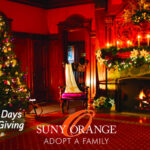 30 Days of Giving 2020, Day 16: SUNY Orange Staff and Students Adopt Families During the Holidays